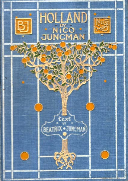 Holland, by Nico Jungman - Front Cover (1904)