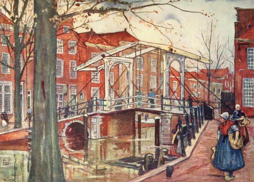 De Oude Rijn, Leiden