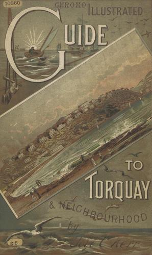 Aquatint & Lithography - Illustrated Guide to Torquay and Neighbourhood