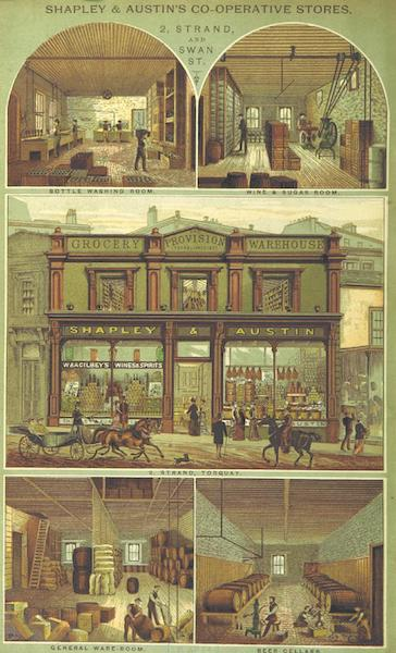 Illustrated Guide to Torquay and Neighbourhood - Advertisements [I] (1884)