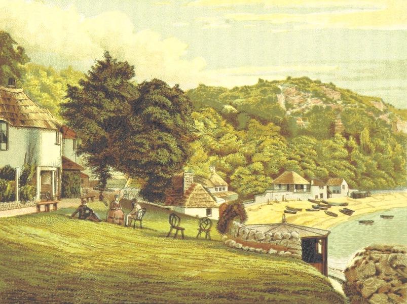 Illustrated Guide to Torquay and Neighbourhood - Babbacombe, Torquay (1884)