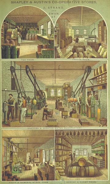Illustrated Guide to Torquay and Neighbourhood - Advertisements [II] (1884)