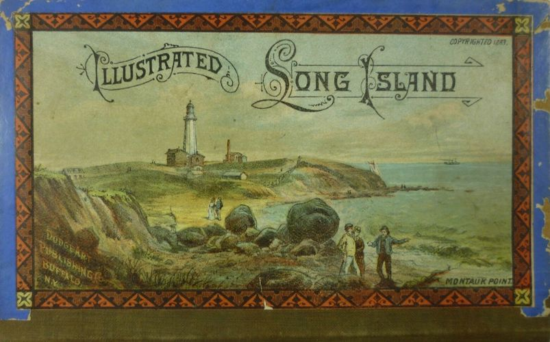 Aquatint & Lithography - Illustrated Long Island