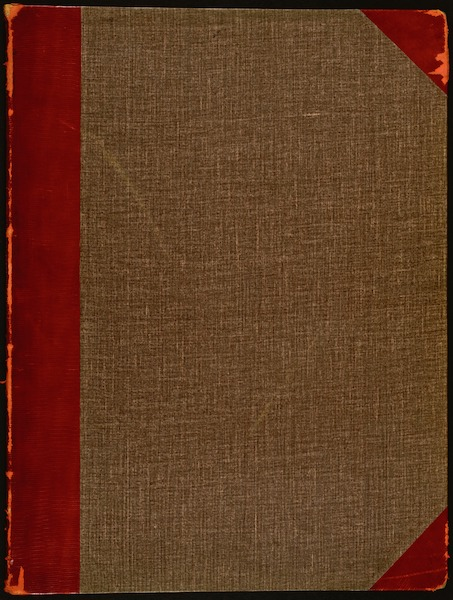 Illustrated Notes of an Expedition through Mexico and California - Front Cover (1852)