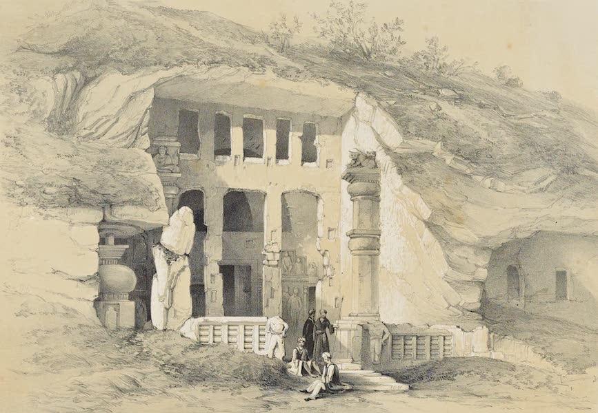 Exterior of Great Chaitya Cave