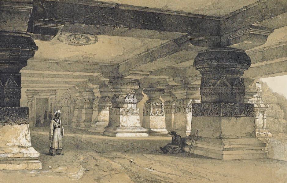 Interior of Lanka