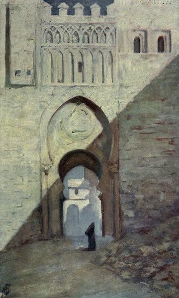 In the Track of Moors - Toledo - Puerta Del Sol (1905)