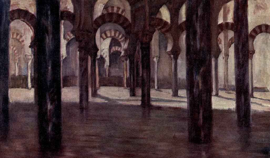 In the Track of Moors - In Cordova Cathedral (1905)