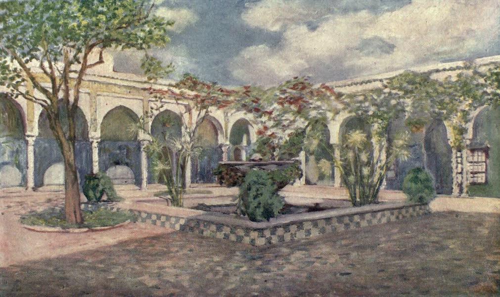 In the Track of Moors - Villa Djenan El Mufti, Algiers (1905)