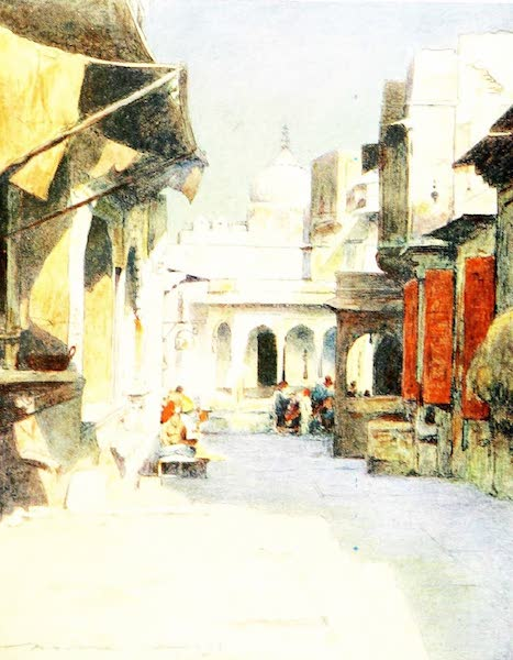 India by Mortimer Menpes - Jeypore (1905)