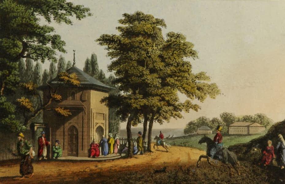 Interesting Views in Turkey - Pera (1819)