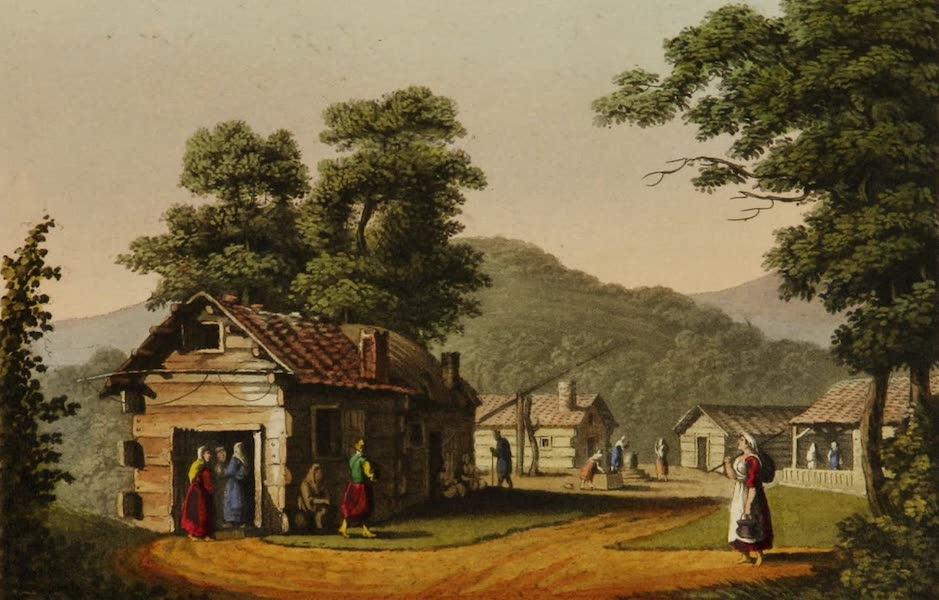Interesting Views in Turkey - Ciala Kavak (1819)