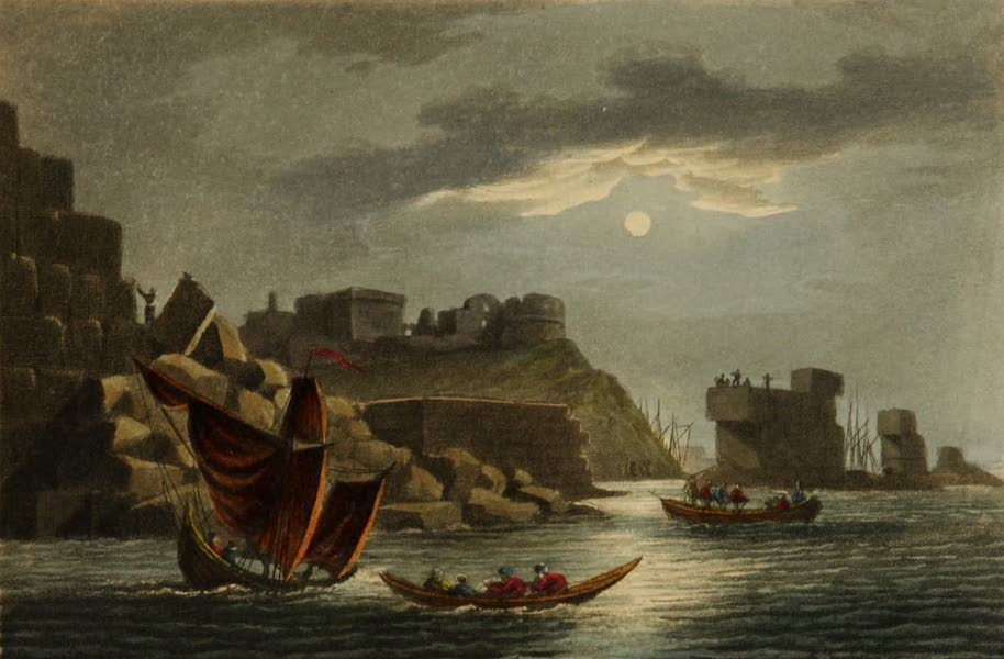Interesting Views in Turkey - Island of Tortola (1819)