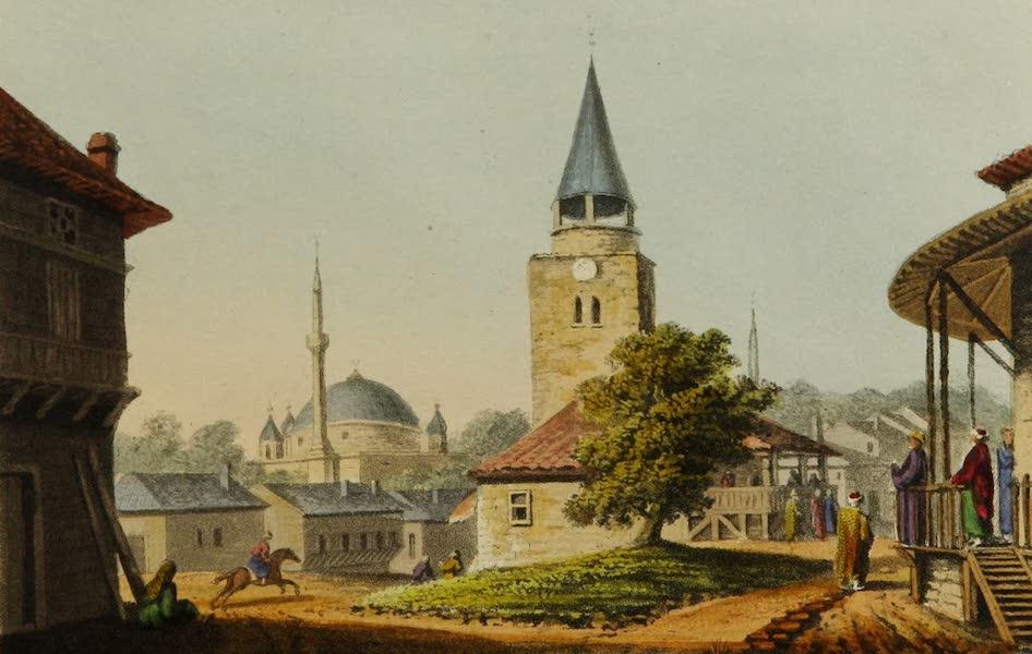 Interesting Views in Turkey - Kaskerat (1819)