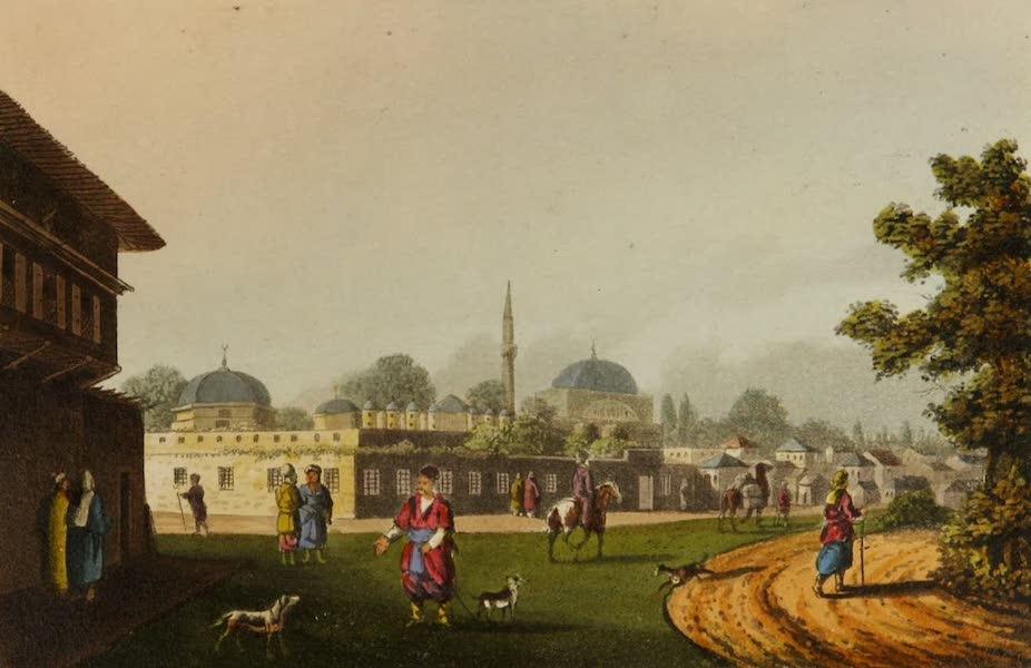 Interesting Views in Turkey - Tchiurluk (1819)