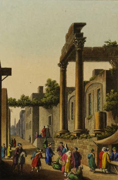 Interesting Views in Turkey - Mosque in Latakia (1819)