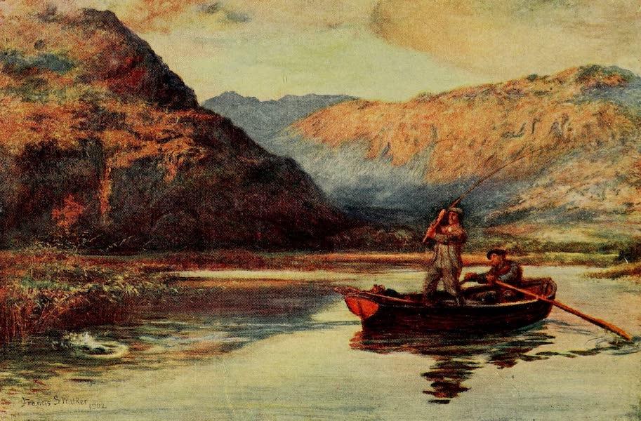 Ireland Painted and Described - Near Recess, Connemare (1907)