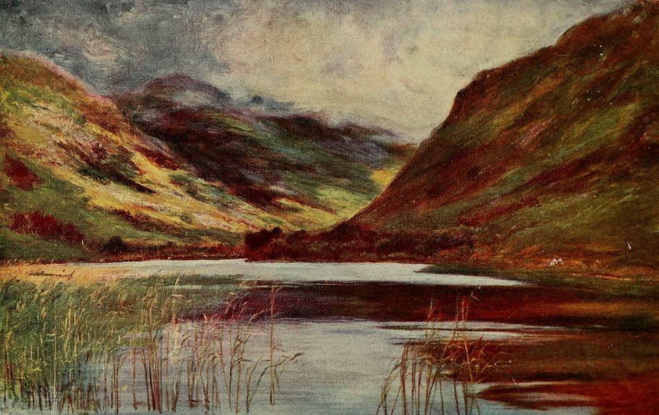 Ireland Painted and Described - Delphi Lough (1907)