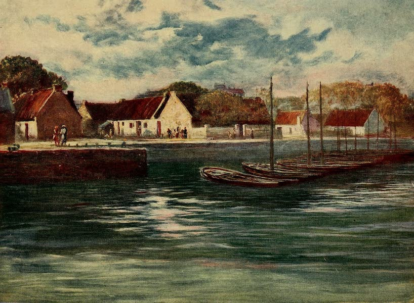 Ireland Painted and Described - The Claddagh (1907)