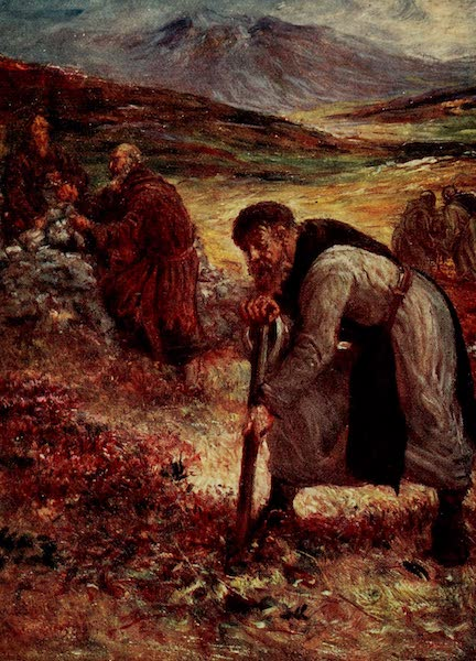 Ireland Painted and Described - The Monks of Mount Melleray (1907)