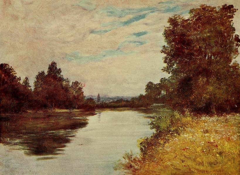 Ireland Painted and Described - The River Lee (1907)