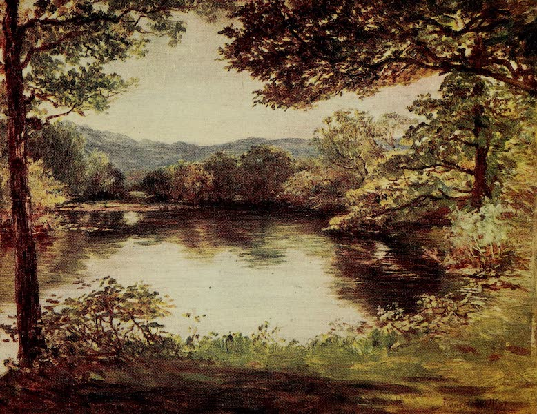 Ireland Painted and Described - O'Sullivan's Punchbowl (1907)
