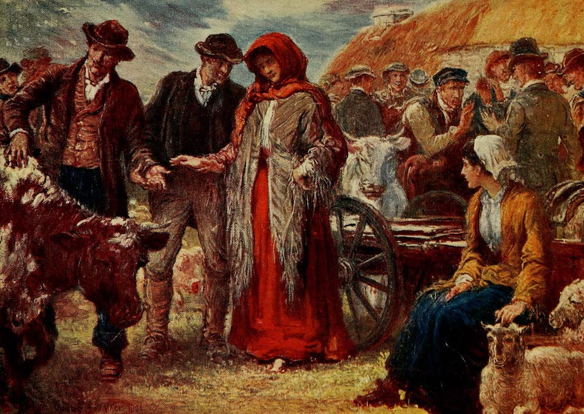 Ireland Painted and Described - A Fair (1907)