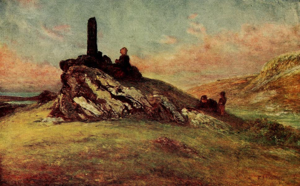 Ireland Painted and Described - In Glen Columbkille (1907)