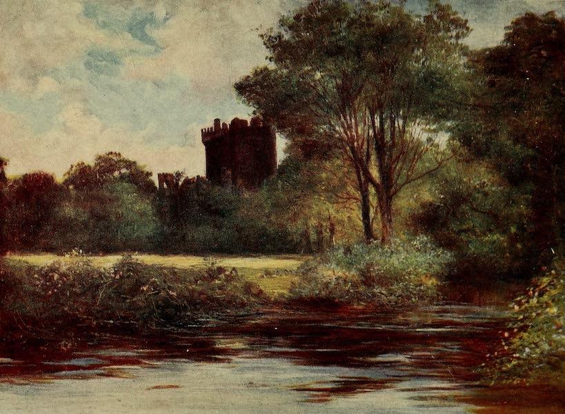 Ireland Painted and Described - Blarney Castle (1907)