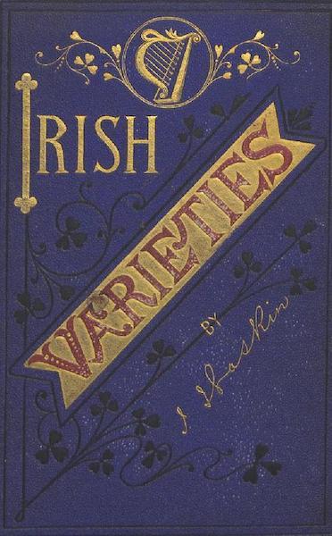 Irish Varieties - Front Cover (1874)