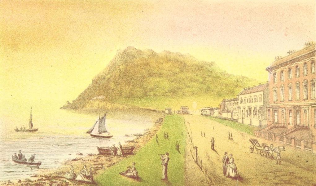 Irish Varieties - Bray Head and Esplanade (1874)