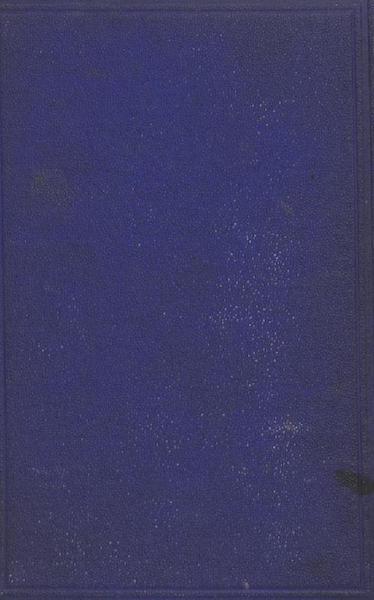 Irish Varieties - Back Cover (1874)