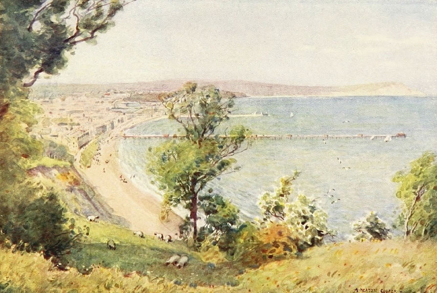 Isle of Man Painted and Described - Sulby Glen and Snaefell (1909)