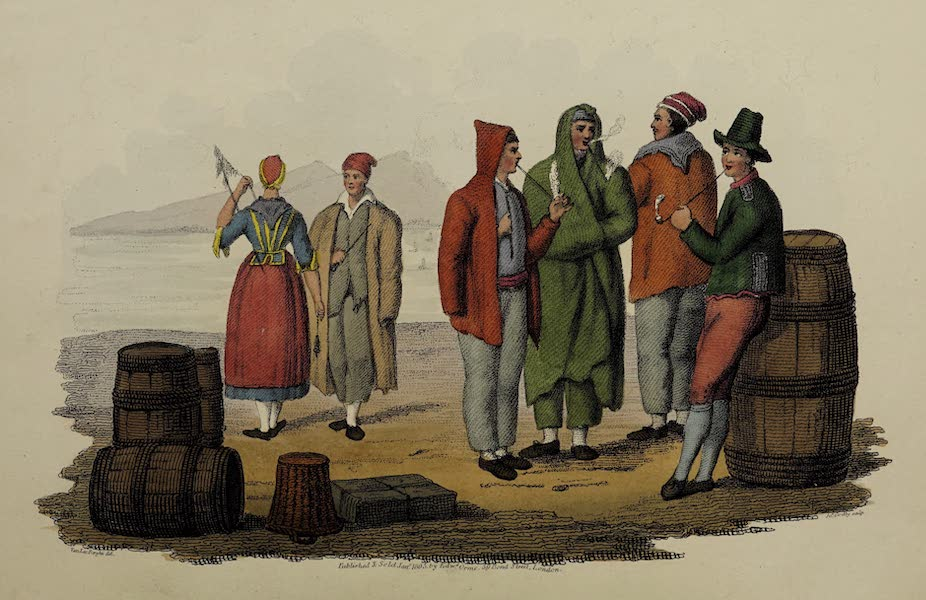 Italian Scenery - Lazzaronis (1806)