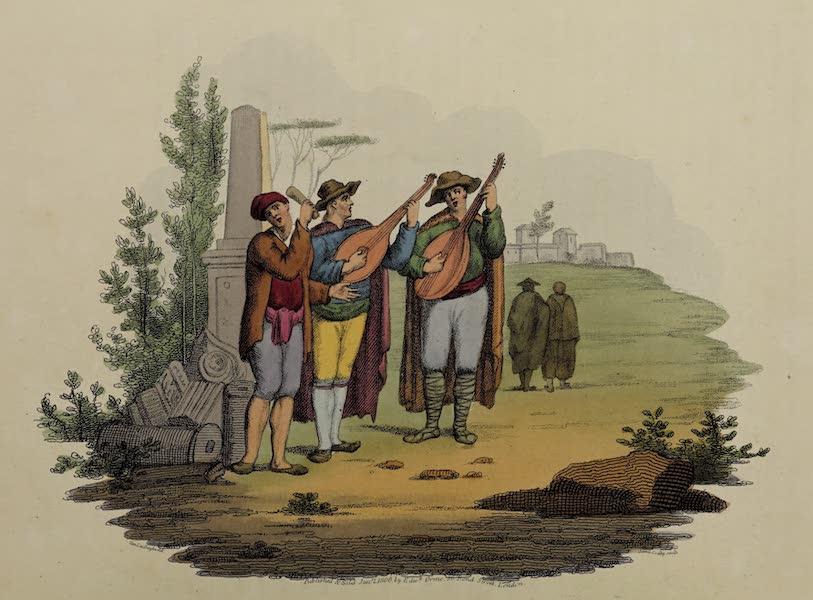Italian Scenery - Street-Singers (1806)