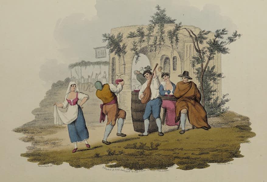 Italian Scenery - A Vintage (1806)