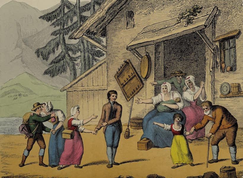 Italian Scenery - The Young Savoyards' Return (1806)