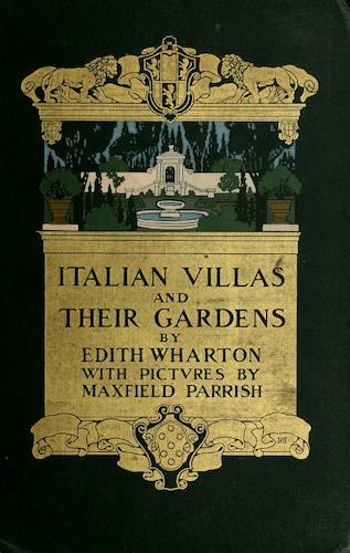 Aquatint & Lithography - Italian Villas and Their Gardens