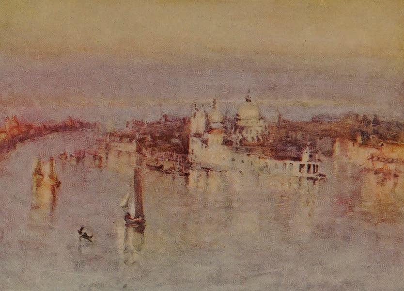 Italy - Venice at Dawn (1913)