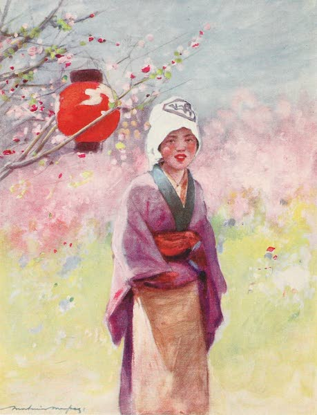 Japan : A Record in Colour - Miss Pomegranate (1901)