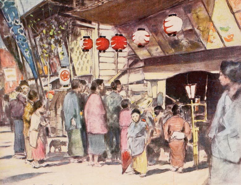 Japan : A Record in Colour - The Bill of the Play (1901)