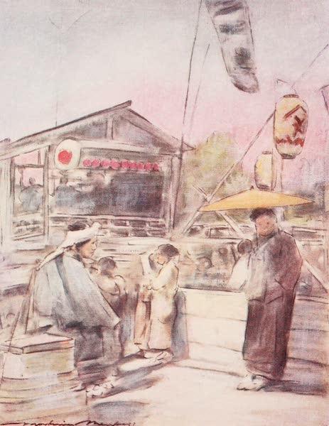 Japan : A Record in Colour - Sundown (1901)