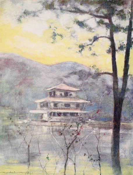 Japan : A Record in Colour - Outside Kioto (1901)