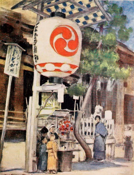 Japan : A Record in Colour - The Giant Lantern (1901)