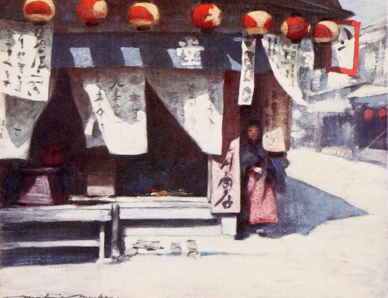 Japan : A Record in Colour - Sun and Lanterns (1901)