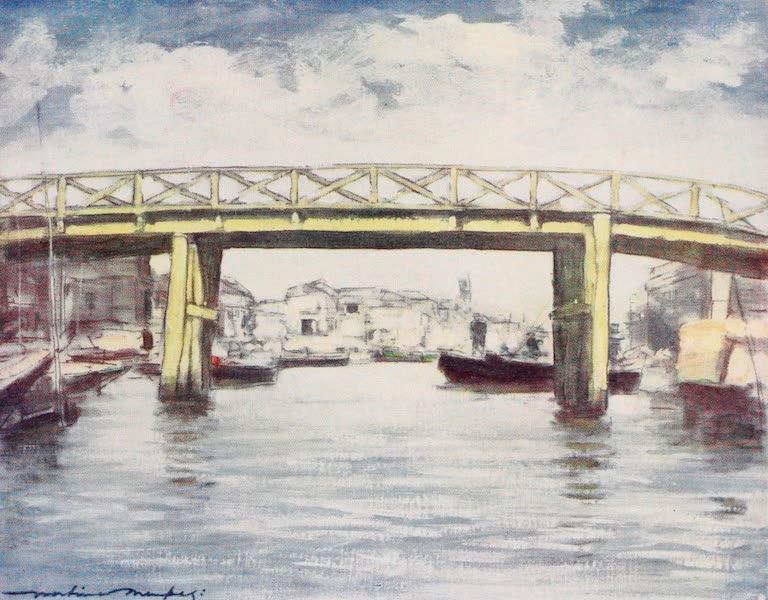 Japan : A Record in Colour - The Lemon Bridge (1901)