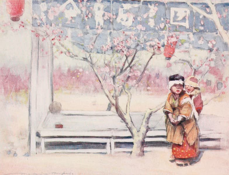 Japan : A Record in Colour - Heavy-laden (1901)