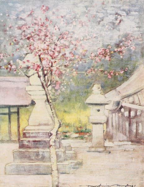 Japan : A Record in Colour - Peach-Blossom (1901)
