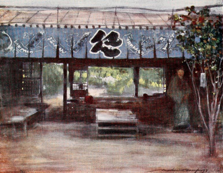 Japan : A Record in Colour - The Tea-house of the Slender Tree (1901)