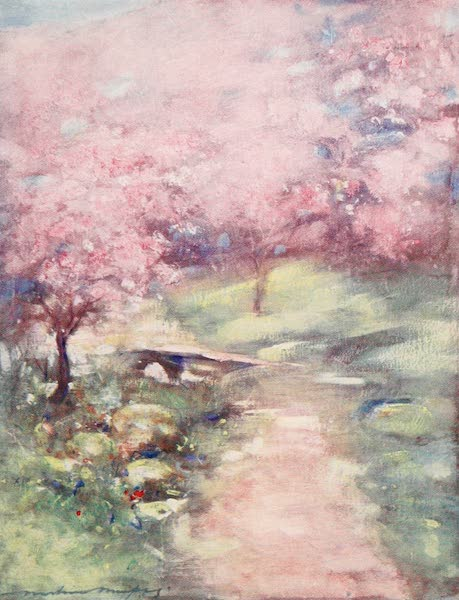 Japan : A Record in Colour - Blossom of the Glen (1901)